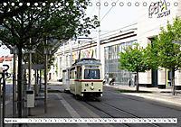 LOWA-Straßenbahnen Naumburg-Gera-Staßfurt-Frankfurt/Oder (Tischkalender 2019 DIN A5 quer) - Produktdetailbild 4