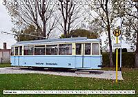 LOWA-Straßenbahnen Naumburg-Gera-Staßfurt-Frankfurt/Oder (Tischkalender 2019 DIN A5 quer) - Produktdetailbild 2