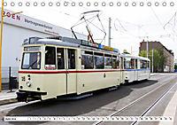 LOWA-Straßenbahnen Naumburg-Gera-Staßfurt-Frankfurt/Oder (Tischkalender 2019 DIN A5 quer) - Produktdetailbild 6