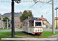 LOWA-Straßenbahnen Naumburg-Gera-Staßfurt-Frankfurt/Oder (Tischkalender 2019 DIN A5 quer) - Produktdetailbild 8