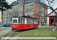 LOWA-Straßenbahnen Naumburg-Gera-Staßfurt-Frankfurt/Oder (Tischkalender 2019 DIN A5 quer) - Produktdetailbild 7