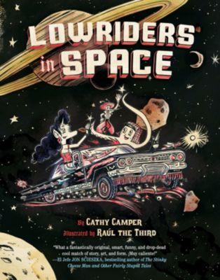 Lowriders: Lowriders in Space, Cathy Camper