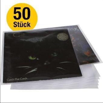 LP-Schallplattenhüllen aus stabiler transparenter PP-Folie