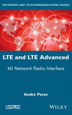 LTE & LTE Advanced, André Perez