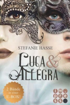 Luca & Allegra: Alle Bände in einer E-Box! (Luca & Allegra ), Stefanie Hasse