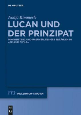 Lucan und der Prinzipat, Nadja Kimmerle