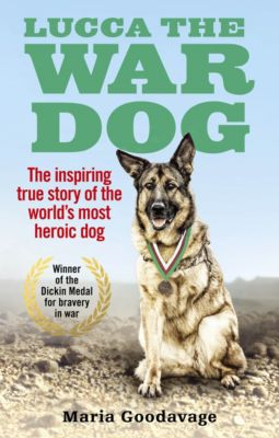 Lucca the War Dog, Maria Goodavage