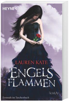 Luce & Daniel Band 3: Engelsflammen, Lauren Kate
