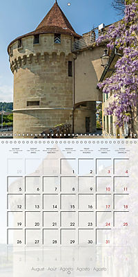LUCERNE Lovely Switzerland (Wall Calendar 2019 300 × 300 mm Square) - Produktdetailbild 8