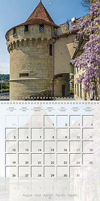 LUCERNE Lovely Switzerland (Wall Calendar 2019 300 × 300 mm Square) - Produktdetailbild 8