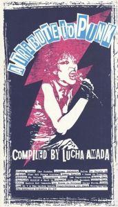Lucha Amada Iii-A Tribute To Punk (Vinyl), Diverse Interpreten