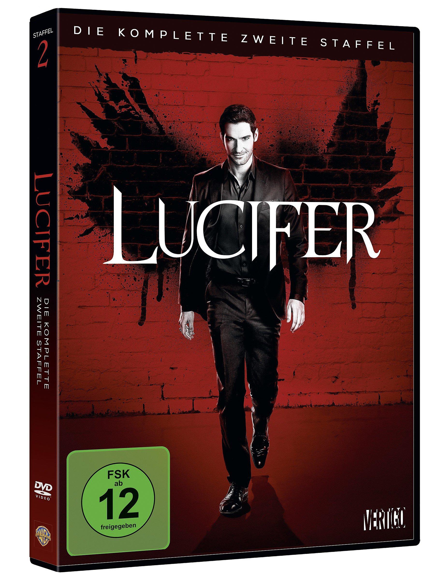 Lucifer 2 Staffel