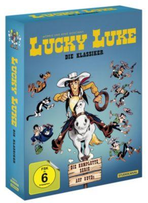 Lucky Luke: Die Klassiker - Die komplette Serie