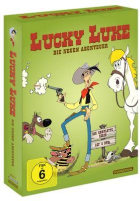 Lucky Luke: Die neuen Abenteuer - Die komplette Serie