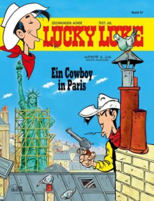 Lucky Luke - Ein Cowboy in Paris, Achdé, Jul