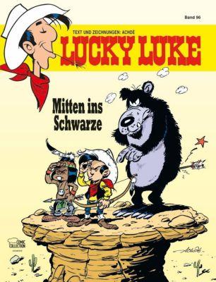 Lucky Luke - Mitten in Schwarze, Achdé