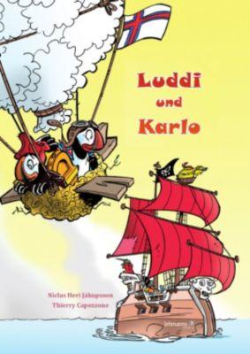 Luddi und Karlo, Niclas Heri Jákupsson