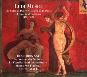 Ludi Musici (+ Katalog), Savall, Hesperion Xxi, Figueras