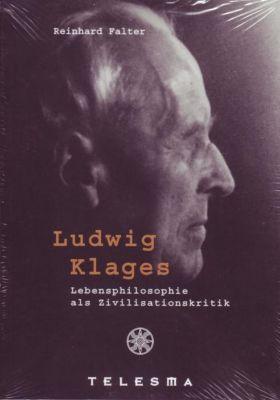 Ludwig Klages, Reinhard Falter