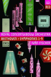 Ludwig van Beethoven - Symphonien 1-9 (Het Concertgebouw Amsterdam 2013/14), Ivan Fischer, Rco