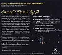 Ludwig van Beethoven und die heisse Silvesternacht, 2 Audio-CDs - Produktdetailbild 1