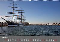 Lübecker Bucht - Travemünde - Niendorf - Timmendorf (Wandkalender 2019 DIN A2 quer) - Produktdetailbild 3
