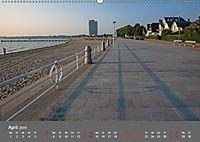 Lübecker Bucht - Travemünde - Niendorf - Timmendorf (Wandkalender 2019 DIN A2 quer) - Produktdetailbild 4