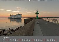Lübecker Bucht - Travemünde - Niendorf - Timmendorf (Wandkalender 2019 DIN A2 quer) - Produktdetailbild 8