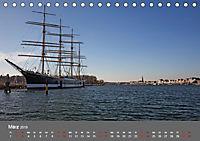 Lübecker Bucht - Travemünde - Niendorf - Timmendorf (Tischkalender 2019 DIN A5 quer) - Produktdetailbild 3