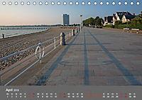 Lübecker Bucht - Travemünde - Niendorf - Timmendorf (Tischkalender 2019 DIN A5 quer) - Produktdetailbild 4
