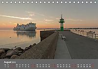 Lübecker Bucht - Travemünde - Niendorf - Timmendorf (Tischkalender 2019 DIN A5 quer) - Produktdetailbild 8