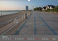 Lübecker Bucht - Travemünde - Niendorf - Timmendorf (Wandkalender 2019 DIN A3 quer) - Produktdetailbild 4