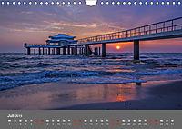 Lübecker Bucht - Travemünde - Niendorf - Timmendorf (Wandkalender 2019 DIN A4 quer) - Produktdetailbild 7