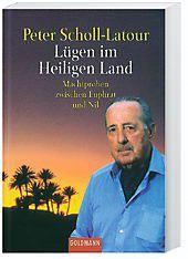 Lügen im Heiligen Land, Peter Scholl-Latour