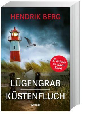 Lügengrab / Küstenfluch - Hendrik Berg pdf epub