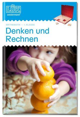 LÜK: Denken und Rechnen 1 -  pdf epub