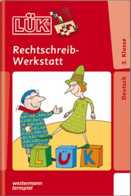LÜK: Rechtschreib-Werkstatt, 3. Klasse - Heiner Müller |