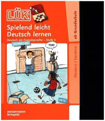 LÜK: Spielend leicht Deutsch lernen