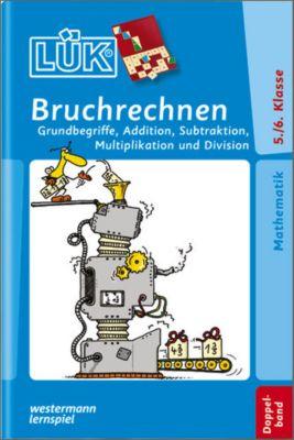LÜK, Übungshefte: Bruchrechnen, 5./6. Klasse