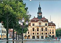 LÜNEBURG Ein- und Ausblicke von Andreas Voigt (Wandkalender 2019 DIN A2 quer) - Produktdetailbild 2
