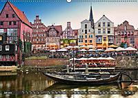 LÜNEBURG Ein- und Ausblicke von Andreas Voigt (Wandkalender 2019 DIN A2 quer) - Produktdetailbild 6
