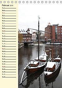 Lüneburg, schön zu jeder Jahreszeit (Tischkalender 2019 DIN A5 hoch) - Produktdetailbild 2