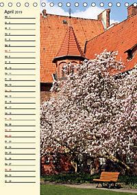 Lüneburg, schön zu jeder Jahreszeit (Tischkalender 2019 DIN A5 hoch) - Produktdetailbild 4