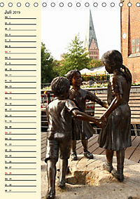 Lüneburg, schön zu jeder Jahreszeit (Tischkalender 2019 DIN A5 hoch) - Produktdetailbild 7