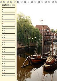 Lüneburg, schön zu jeder Jahreszeit (Tischkalender 2019 DIN A5 hoch) - Produktdetailbild 9