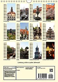 Lüneburg, schön zu jeder Jahreszeit (Wandkalender 2019 DIN A4 hoch) - Produktdetailbild 1