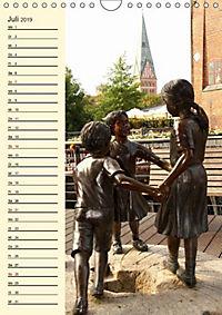 Lüneburg, schön zu jeder Jahreszeit (Wandkalender 2019 DIN A4 hoch) - Produktdetailbild 4