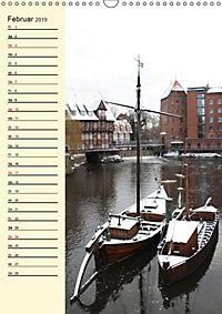 Lüneburg, schön zu jeder Jahreszeit (Wandkalender 2019 DIN A3 hoch) - Produktdetailbild 2
