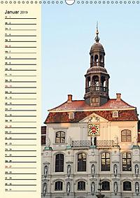 Lüneburg, schön zu jeder Jahreszeit (Wandkalender 2019 DIN A3 hoch) - Produktdetailbild 1