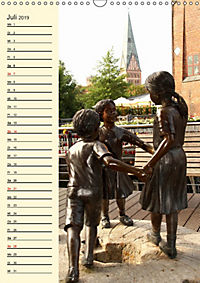 Lüneburg, schön zu jeder Jahreszeit (Wandkalender 2019 DIN A3 hoch) - Produktdetailbild 7